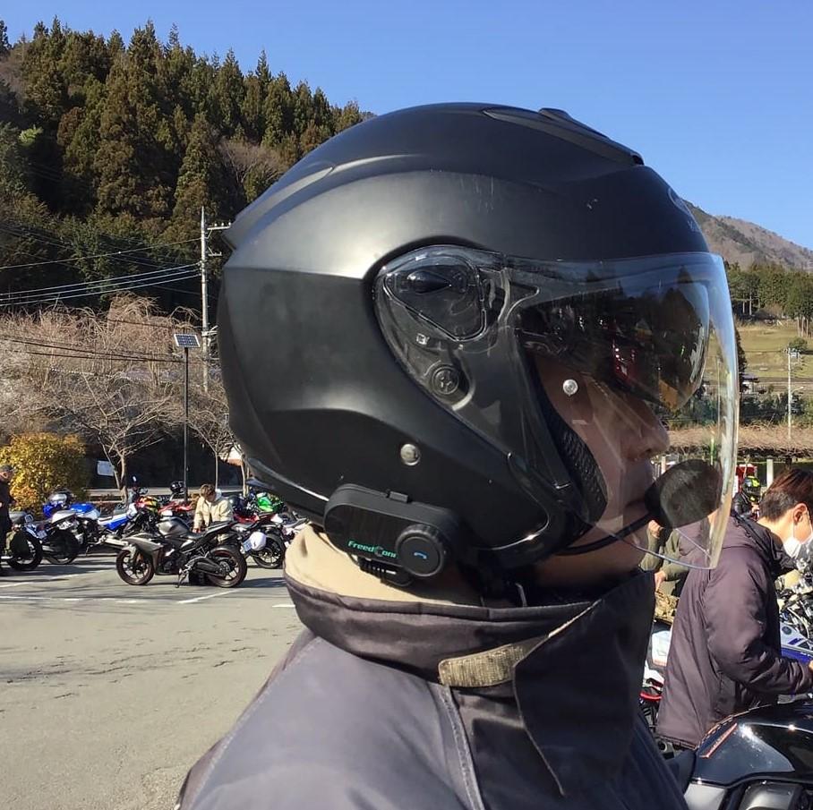 インカム バイク